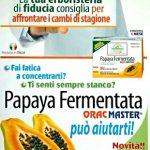 papaya fermentata erboristeria